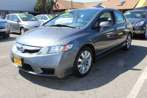 2011 Honda Civic for sale at Lodi Auto Mart in Lodi NJ