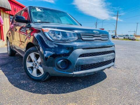 2018 Kia Soul for sale at MAGNA CUM LAUDE AUTO COMPANY in Lubbock TX
