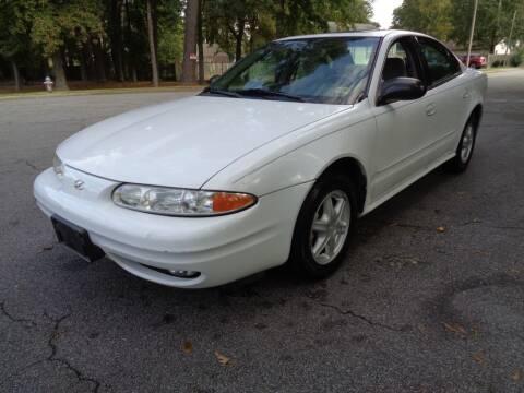 2004 Oldsmobile Alero for sale at Liberty Motors in Chesapeake VA