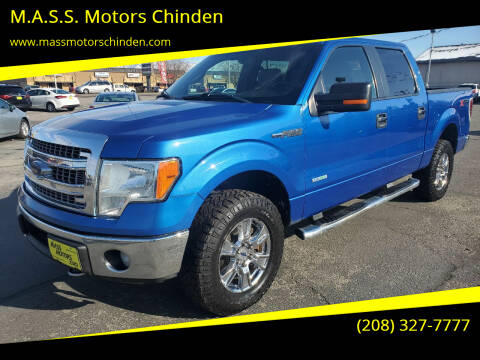 2014 Ford F-150 for sale at M.A.S.S. Motors Chinden in Garden City ID