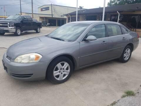 2007 Chevrolet Impala for sale at OTWELL ENTERPRISES AUTO & TRUCK SALES in Pasadena TX