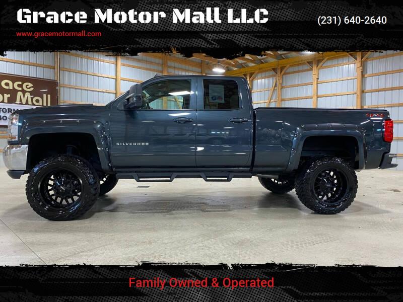2018 Chevrolet Silverado 1500 for sale at Grace Motor Mall LLC in Traverse City MI