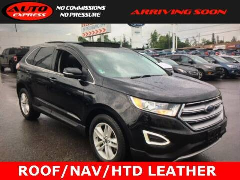 2018 Ford Edge for sale at Auto Express in Lafayette IN
