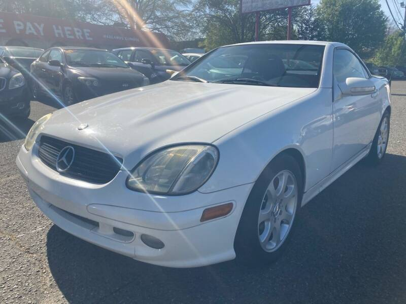 2001 Mercedes-Benz SLK for sale at Ace Auto Brokers in Charlotte NC
