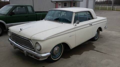 1963 AMC Rambler for sale at Classic Car Deals in Cadillac MI