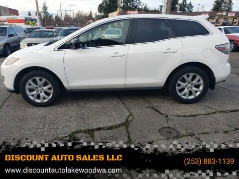 2007 Mazda CX-7 for sale at DISCOUNT AUTO SALES LLC in Spanaway WA