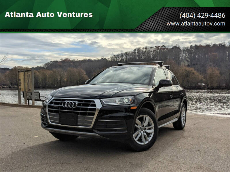 2020 Audi Q5 for sale at Atlanta Auto Ventures in Roswell GA