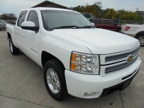 2013 Chevrolet Silverado 1500 for sale at PIONEER AUTO SALES LLC in Cleveland TN