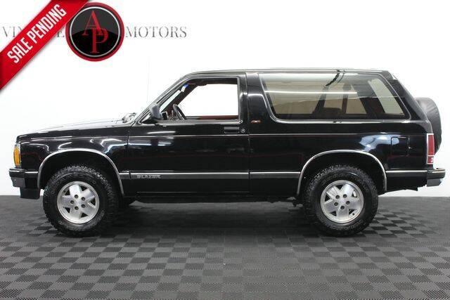 1991 Chevrolet S-10 Blazer for sale in Statesville, NC