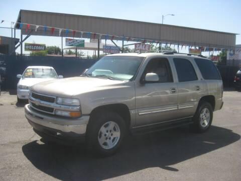 2005 Chevrolet Tahoe for sale at Town and Country Motors - 1702 East Van Buren Street in Phoenix AZ
