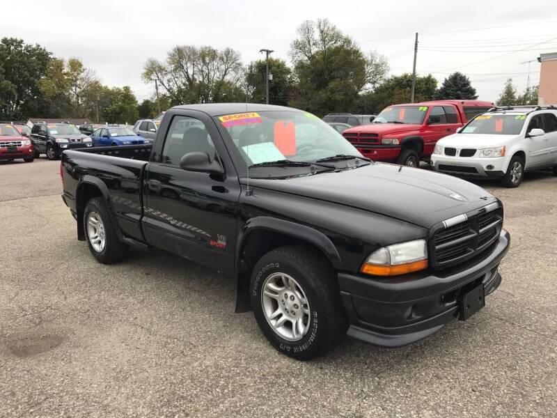 2004 Dodge Dakota for sale at River Motors in Portage WI