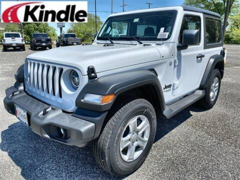 2021 Jeep Wrangler for sale at Kindle Auto Plaza in Middle Township NJ