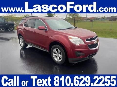 2011 Chevrolet Equinox for sale at LASCO FORD in Fenton MI