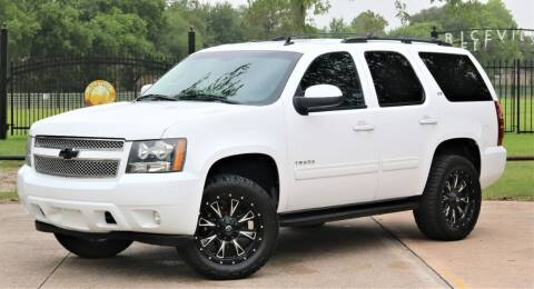 2014 Chevrolet Tahoe for sale at Texas Auto Corporation in Houston TX