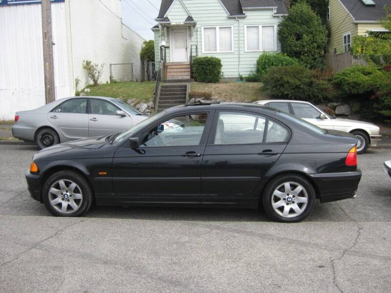 2001 BMW 3 Series for sale at UNIVERSITY MOTORSPORTS in Seattle WA