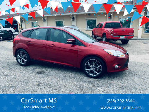 2014 Ford Focus for sale at CarSmart MS in Diberville MS