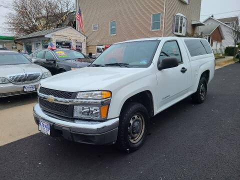 2005 Chevrolet Colorado for sale at Express Auto Mall in Totowa NJ