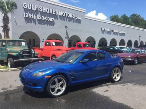 2004 Mazda RX-8 for sale at Gulf Shores Motors in Gulf Shores AL