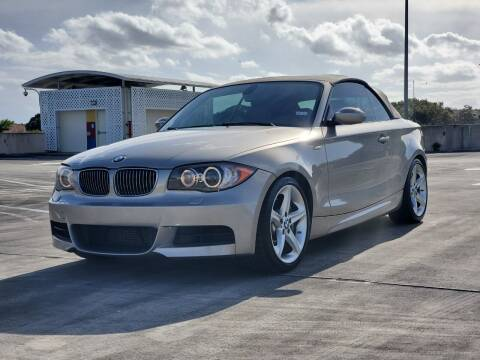 2009 BMW 1 Series for sale at EV Direct in Lauderhill FL