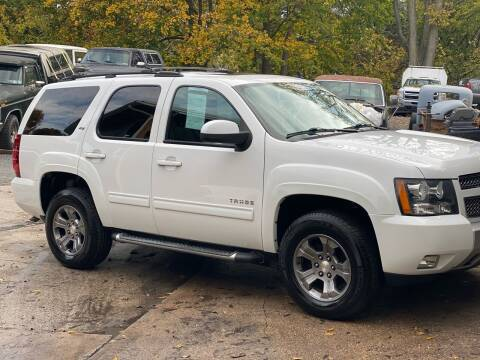 2012 Chevrolet Tahoe for sale at Ginters Auto Sales in Camp Hill PA