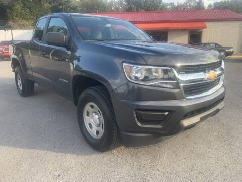 2016 Chevrolet Colorado for sale at Parks Motor Sales in Columbia TN