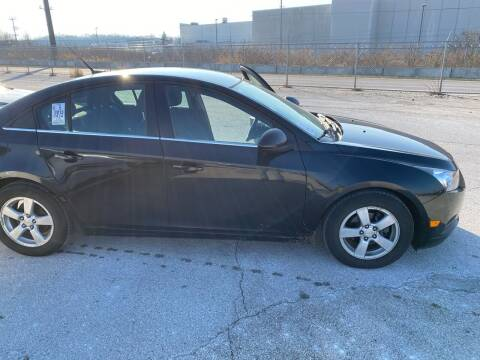 2013 Chevrolet Cruze for sale at Cowboy Incorporated in Waukegan IL