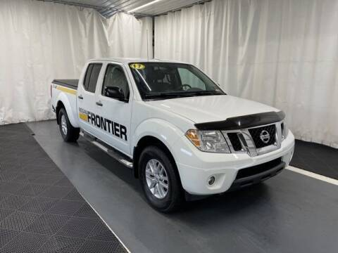 2017 Nissan Frontier for sale at Monster Motors in Michigan Center MI