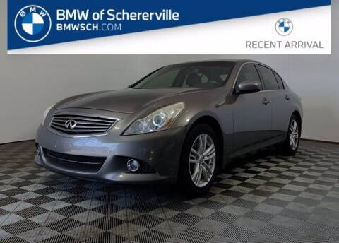 2010 Infiniti G37 Sedan for sale at BMW of Schererville in Shererville IN