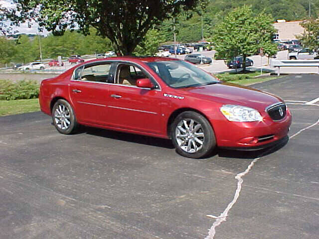 2006 Buick Lucerne for sale at North Hills Auto Mall in Pittsburgh PA