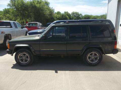 1996 Jeep Cherokee for sale at A Plus Auto Sales in Sioux Falls SD