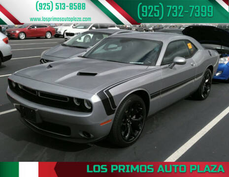 2017 Dodge Challenger for sale at Los Primos Auto Plaza in Brentwood CA