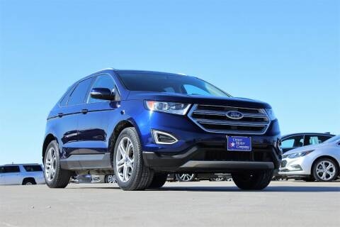 2016 Ford Edge for sale at Cresco Motor Company in Cresco IA