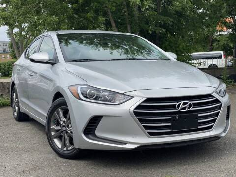 2018 Hyundai Elantra for sale at Best Cars Auto Sales in Everett MA