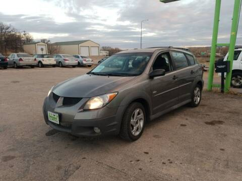 2004 Pontiac Vibe for sale at Independent Auto in Belle Fourche SD