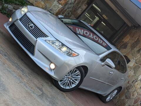 2013 Lexus ES 350 for sale at Atlanta Prestige Motors in Decatur GA