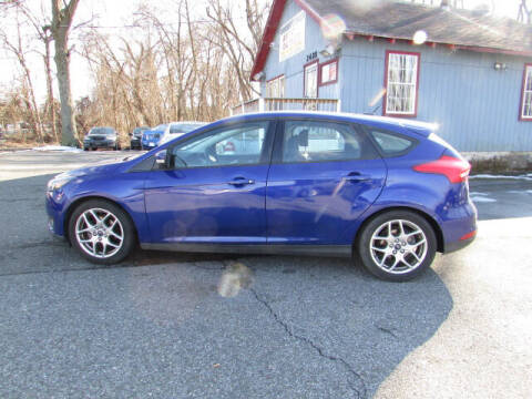 2015 Ford Focus for sale at Auto Outlet Of Vineland in Vineland NJ