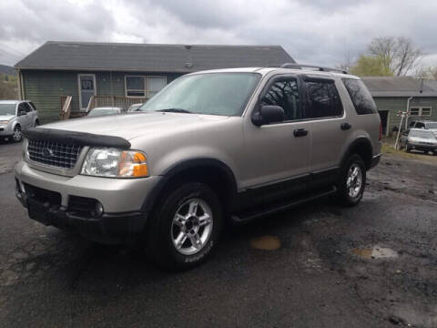 2003 Ford Explorer for sale at Auto King Picture Cars in Westchester County NY