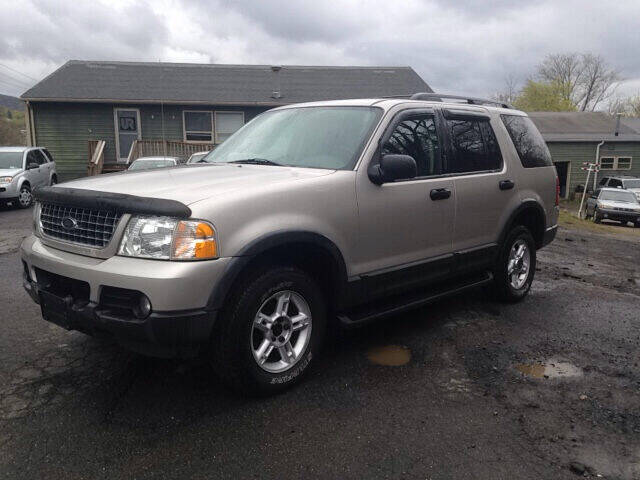 2003 Ford Explorer for sale at Auto King Picture Cars in Pound Ridge NY