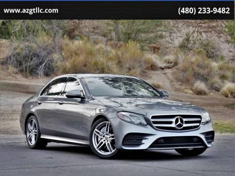 2018 Mercedes-Benz E-Class for sale at AZGT LLC in Phoenix AZ