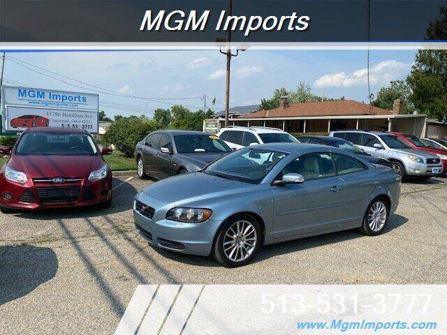 2009 Volvo C70 for sale at MGM Imports in Cincinnati OH