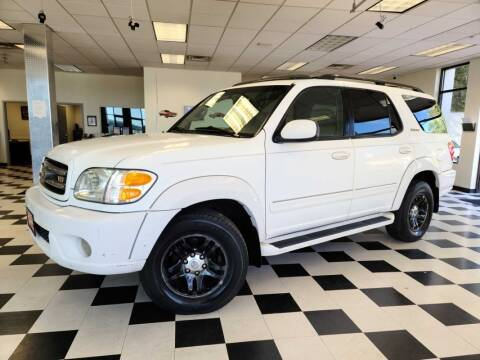 2003 Toyota Sequoia for sale at Cool Rides of Colorado Springs in Colorado Springs CO