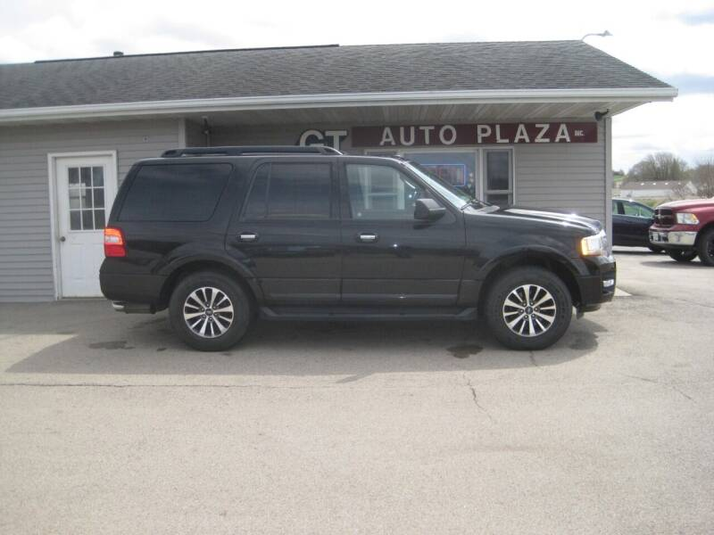 2017 Ford Expedition for sale at G T AUTO PLAZA Inc in Pearl City IL