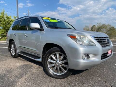 2011 Lexus LX 570 for sale at UNITED Automotive in Denver CO