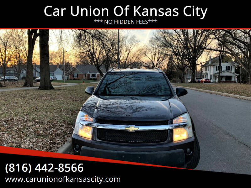 2007 Chevrolet Equinox for sale at Car Union Of Kansas City in Kansas City MO