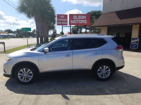 2014 Nissan Rogue for sale at Olson Motors LLC in Saint Augustine FL