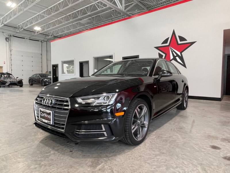 2017 Audi A4 for sale at CarNova - Shelby Township in Shelby Township MI