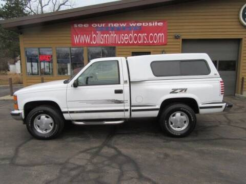 1997 Chevrolet C/K 1500 Series for sale at Bill Smith Used Cars in Muskegon MI