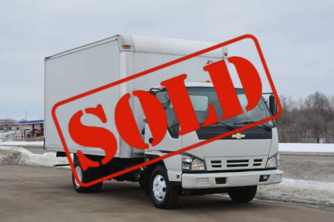 2007 Chevrolet W4500 for sale at Signature Truck Center in Crystal Lake IL