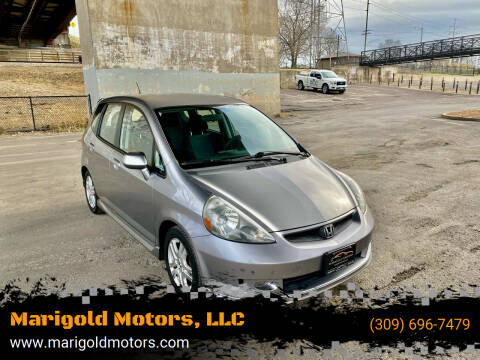2007 Honda Fit for sale at Marigold Motors, LLC in Pekin IL