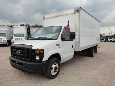 2012 Ford E-350 for sale at Regio Truck Sales in Houston TX